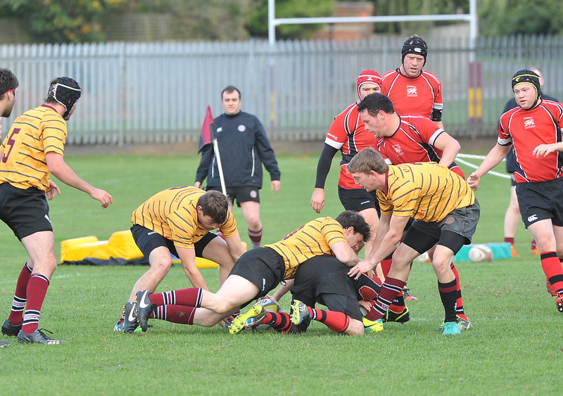 UCSOBs 1sts 7 v 46 London Welsh 22Oct16