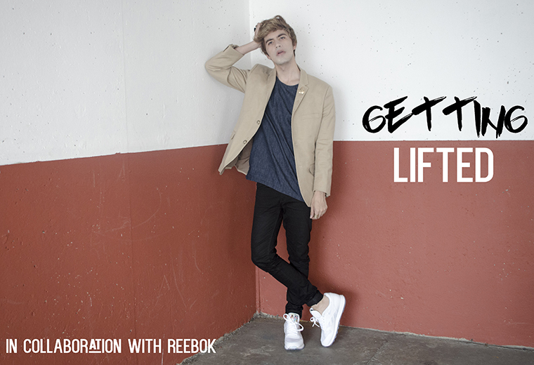 Getting Lifted in collaboration with Reebok