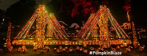 The Great Jack O'Lantern Blaze Presented by the Historic Hudson Valley (8)