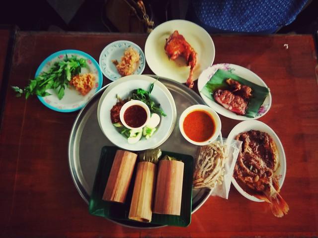 Nasi Bamboo Sg. Klah