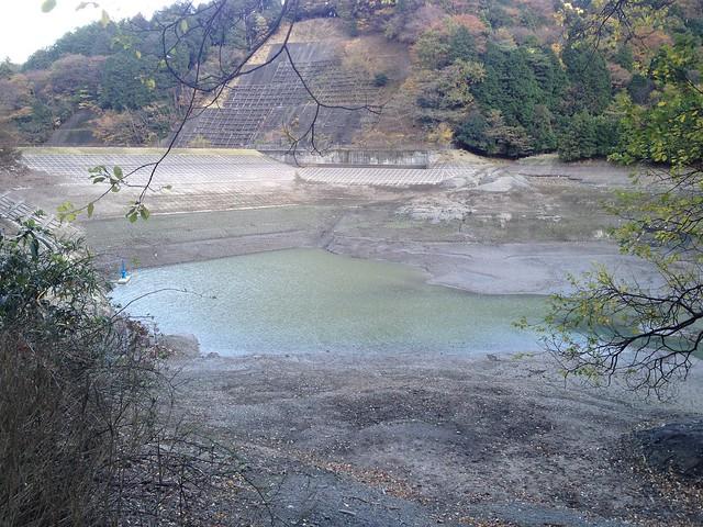 朝倉山 大谷池