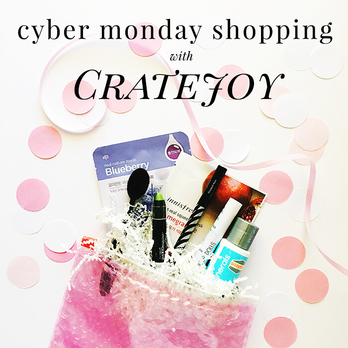 cratejoy cyber monday