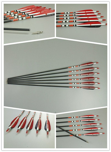 carbon arrows for longbow