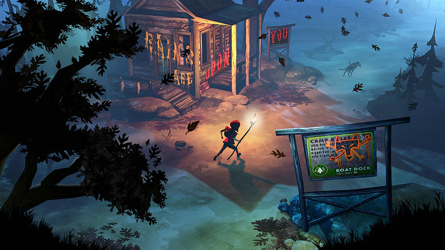 The Flame in the Flood para PS4