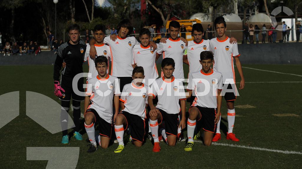 """Liga autonómica Infantil. Valencia C.F. SAD """"A""""- C.F. Torre Levante """"A"""""""