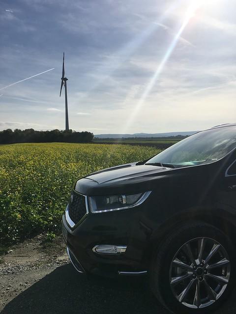 Vignale Goes Suv: in viaggio con la nuova Ford Vignale nella campagna viennese