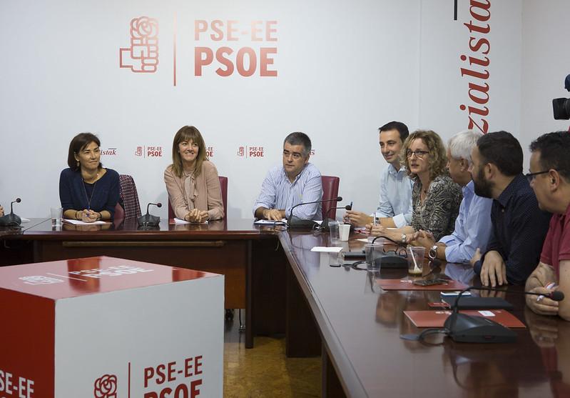 Comisión Ejecutiva de Euskadi