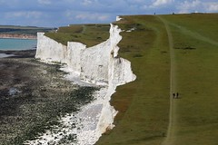 Seven Sisters - twrds Cuckmere