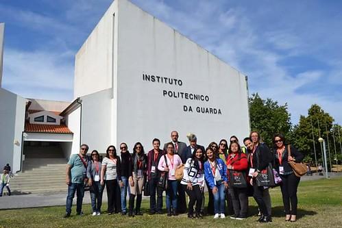 Missão de Estudos - Instituto Politécnico da Guarda 2016