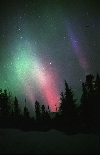 Grainy Northern Lights (film)