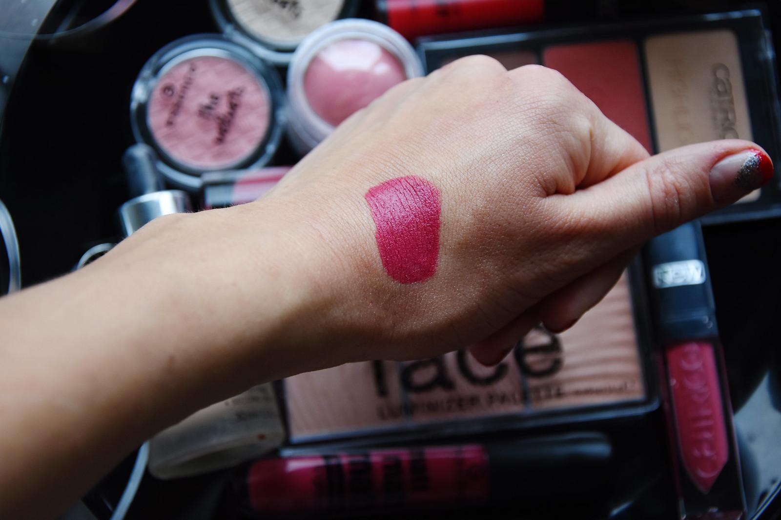 essence matt matt matt lipgloss review