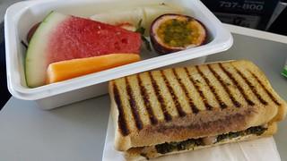 Plane snacks