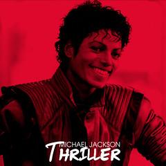 Thriller de Michael Jackson acordes para guitarra