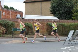 Marshalling Maidenhead Half Marathon