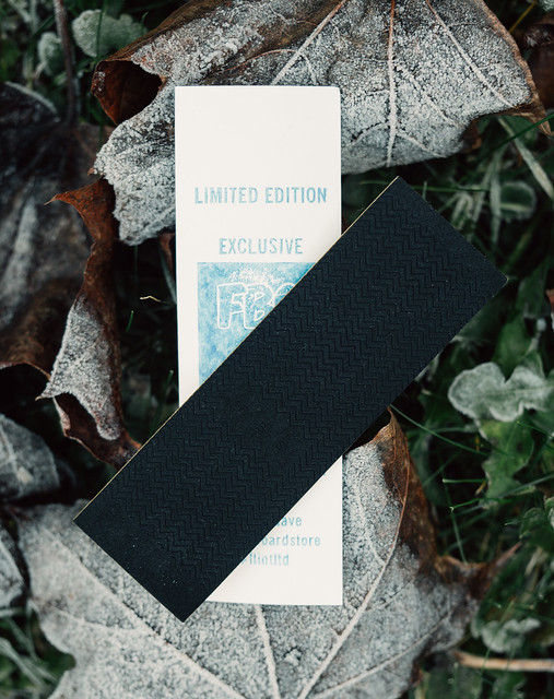 FBS X Flint Extra Suave Fingerboard Tape