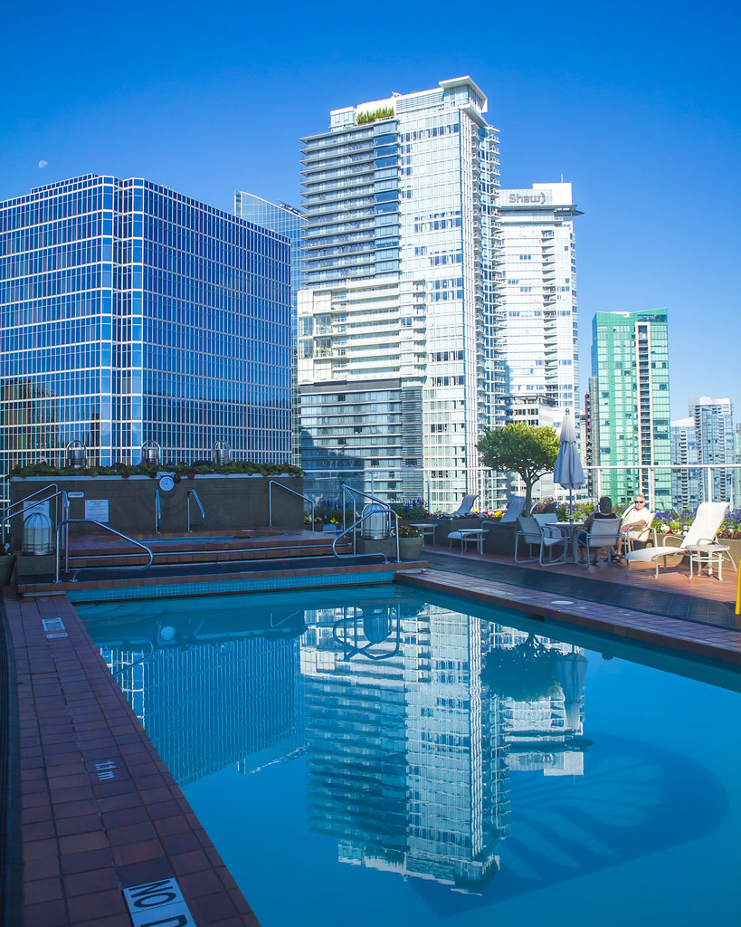 Nosh and Nibble - Pan Pacific Vancouver - Hotel Review #hotel #travel