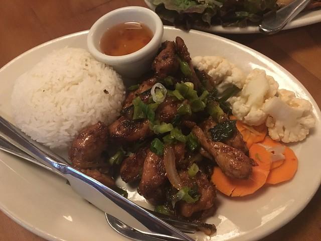 Lemongrass chicken - Mau