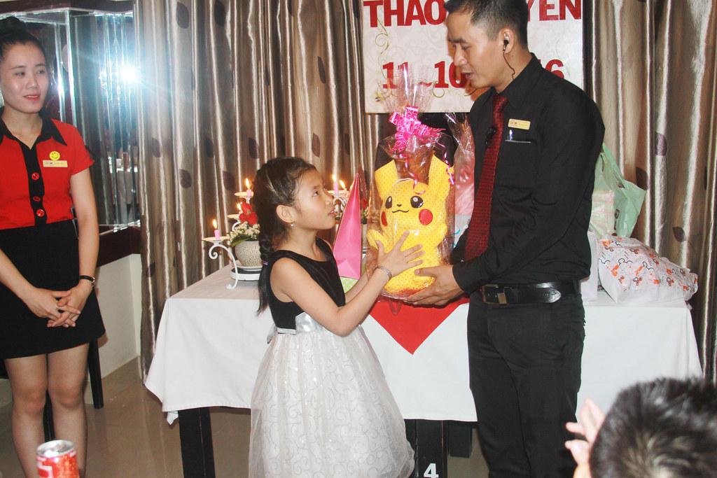 Tiệc sinh nhật Bé Thảo Nguyen 11/10/2016