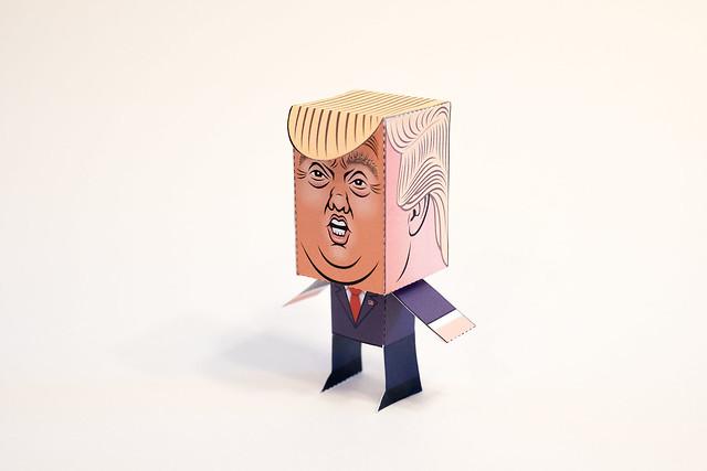 Trump - Clinton-1
