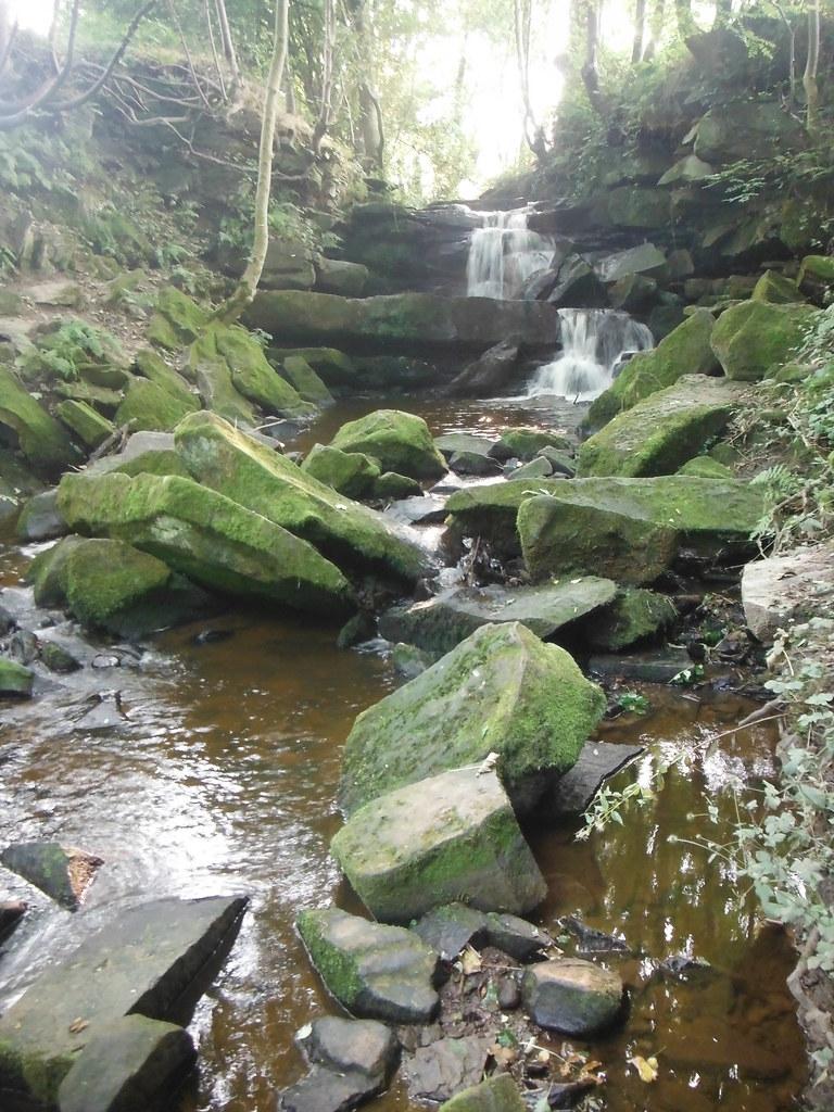 Earby Waterfall