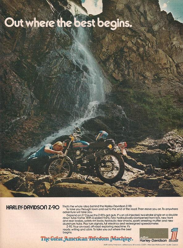 Harley-Davidson Z90