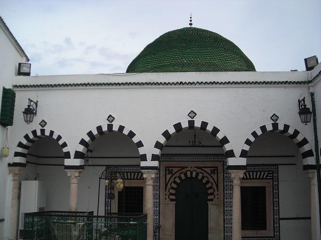 Mausoleum Belhassen Chedli