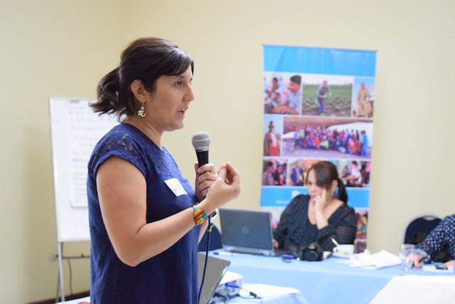 """Ruta de Aprendizaje """"Redes, articulación y estrategias para la inclusión sostenible de los y las jóvenes en las iniciativas de desarrollo rural"""" El Salvador - Colombia."""