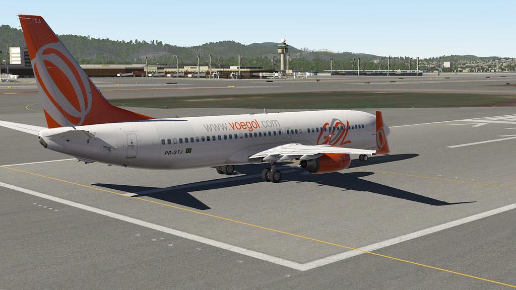 737-800 GOL X-plane 11 31179984162_b6eb508a97_b
