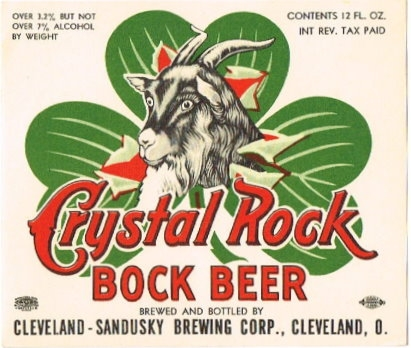 Crystal-Rock-Bock-Beer-Labels-Cleveland-Sandusky-Brewing