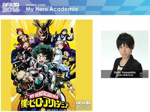 AFASG16 My Hero Academia