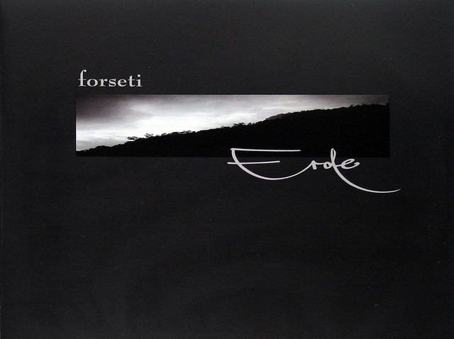 Forseti Erde 2LP Numbered Limited Edition Picture Disc