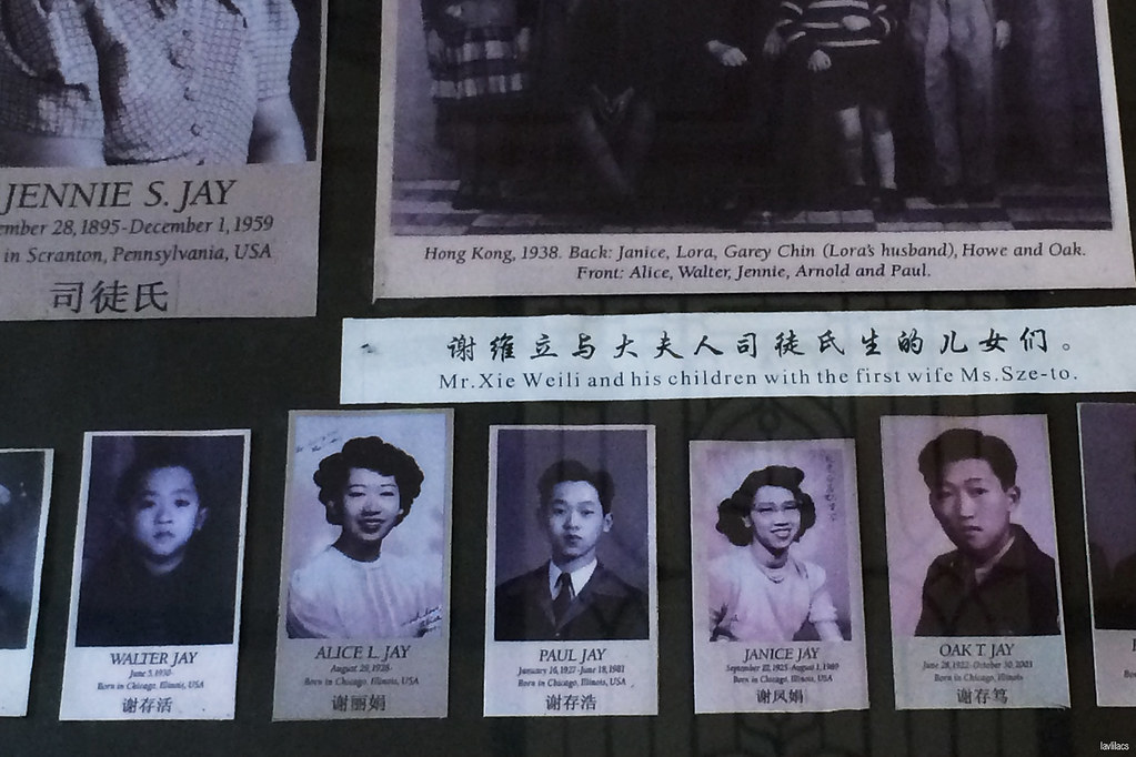 lavlilacs China Kaiping Diaolou history