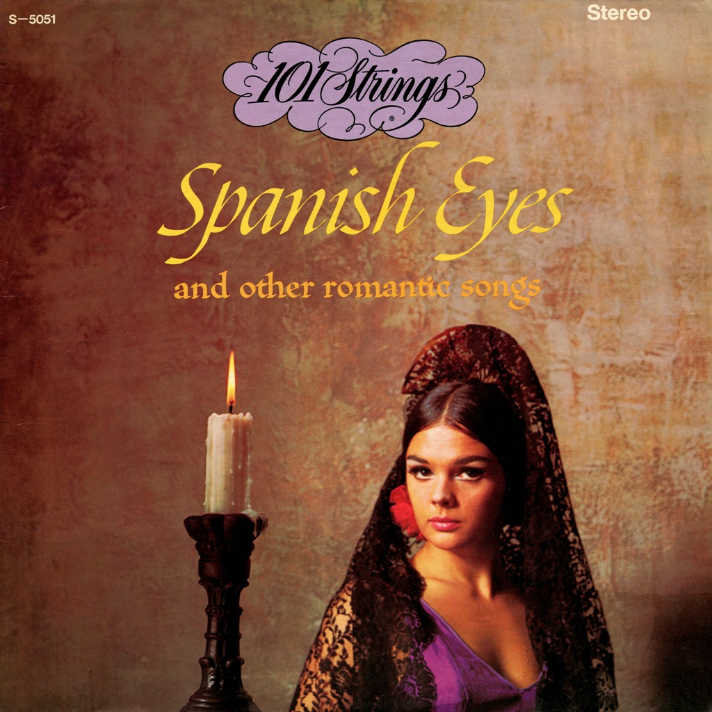101 Strings - Spanish Eyes