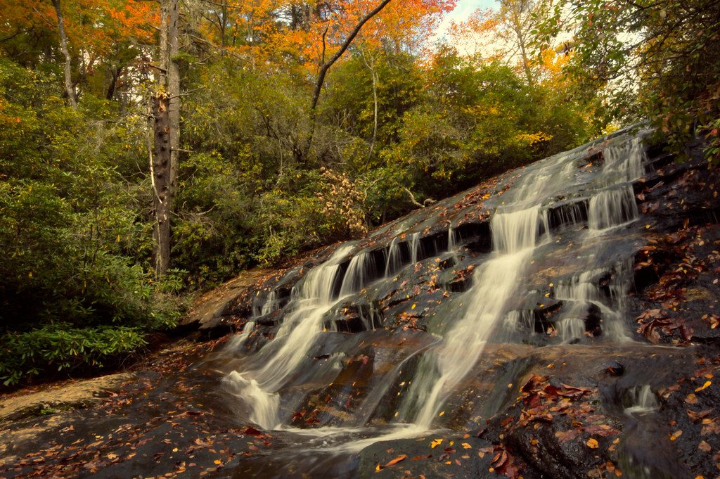 Upper Silver Run Falls (revisited)