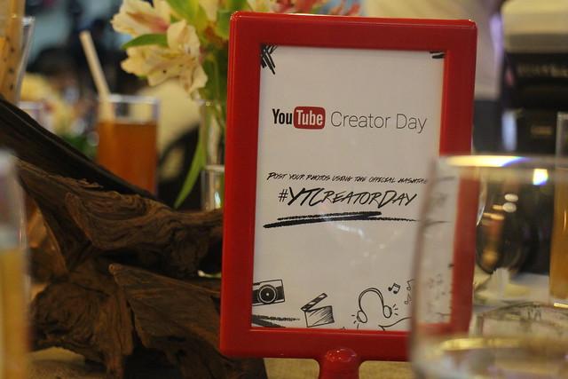 Youtube Creator Day Blogger Youtuber Digital Lifestyle Duane Bacon