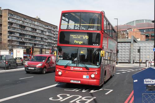 Arriva London South VLA28 LJ53BDF