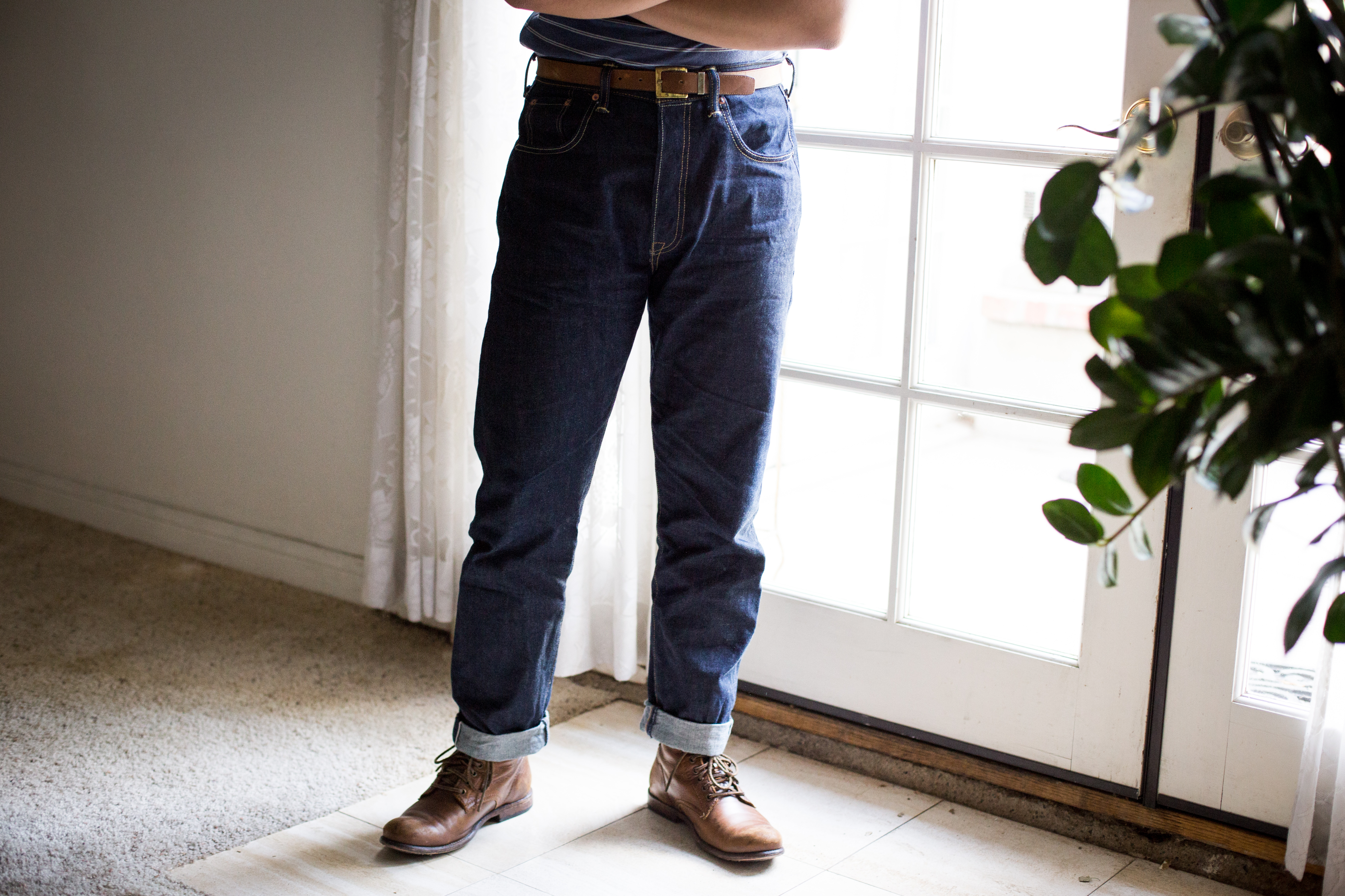 61a0044ce82 The Levi s 501 CT  High Rise Selvedge Denim
