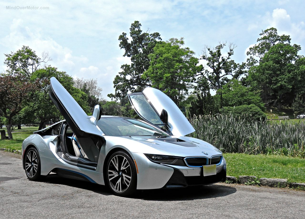 BMW i8 Review 2