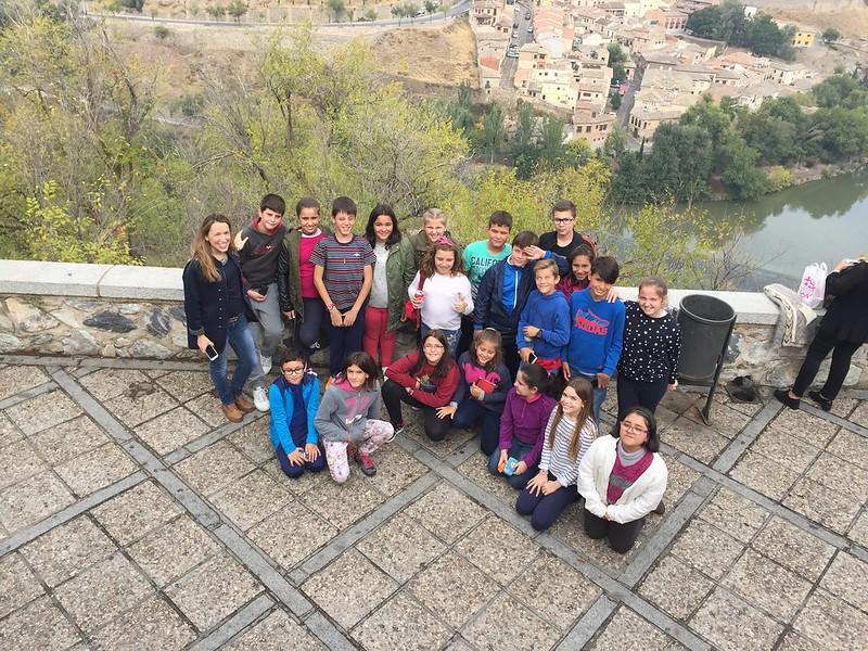 Excursión a Toledo 2016
