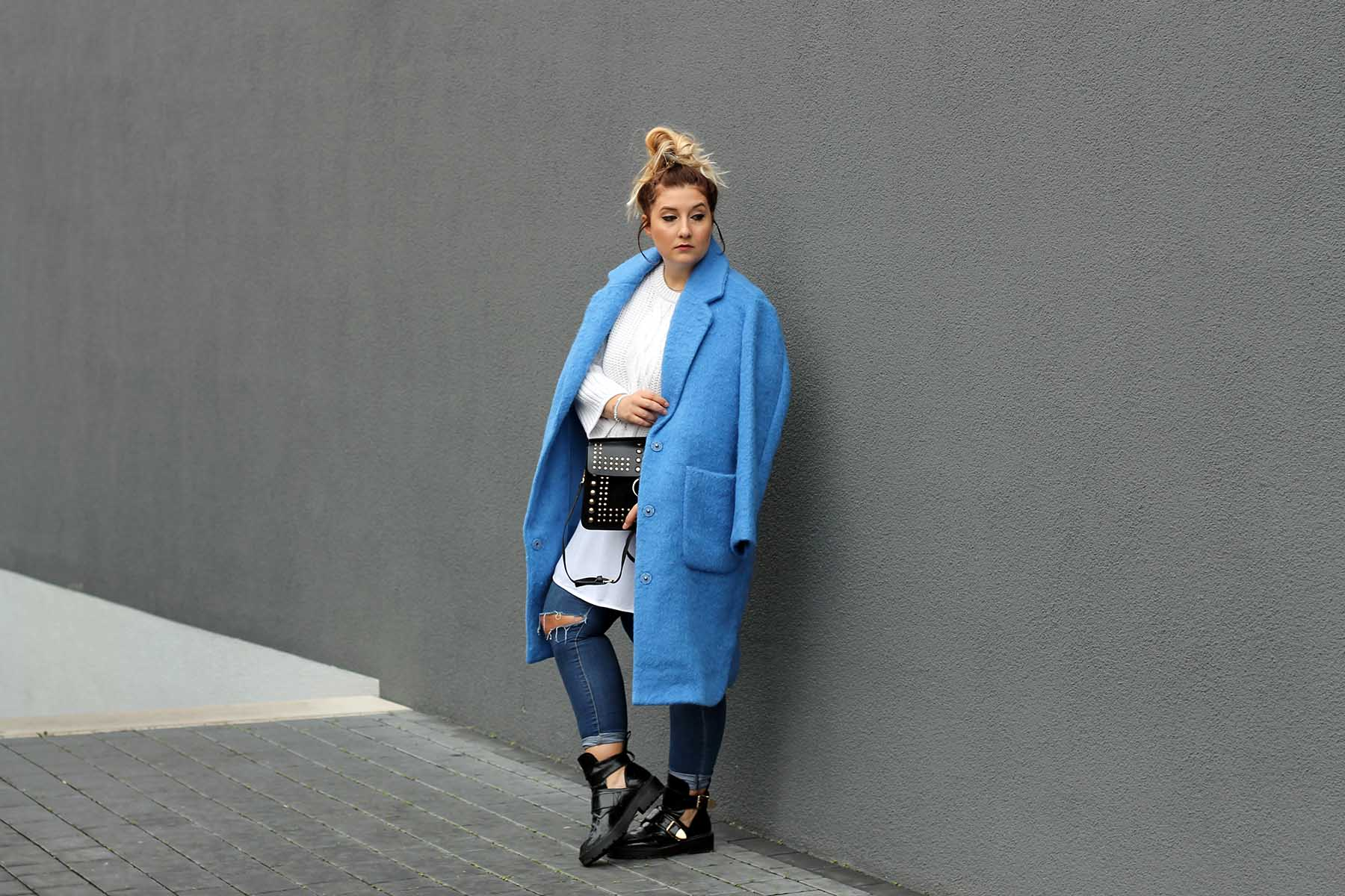 outfit-look-style-modeblog-fashionblog-blauer-mantel-jeans-balenciaga-lookalike-boots-chloe6