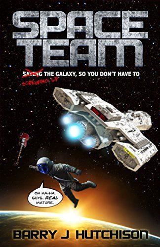 Barry J Hutchison, Space Team