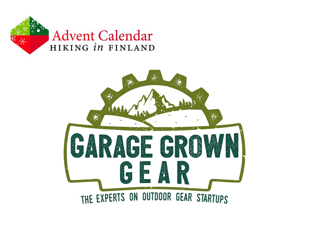 Advent Calendar Garage Grown Gear