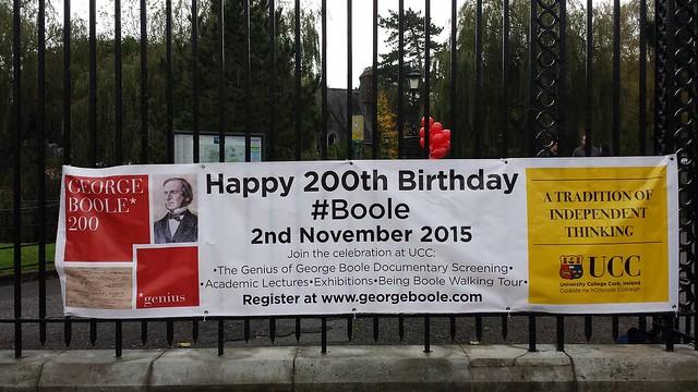George Boole 200 Years