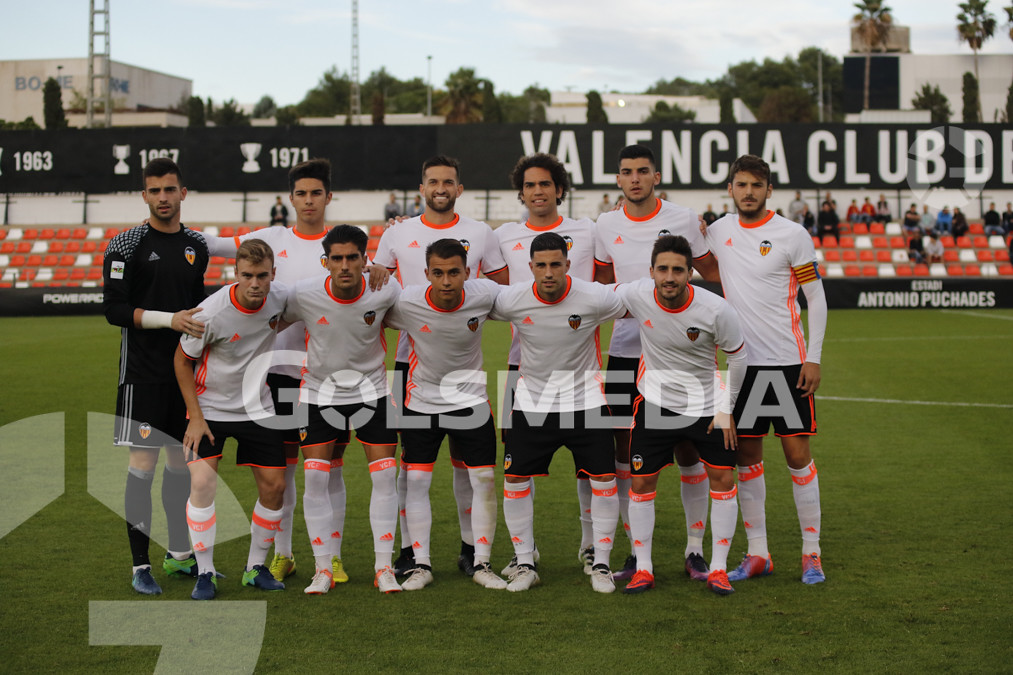 Valencia Mestalla - Sabadell