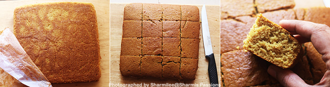 How to make Gingerbread Snack Cake Recipe - Step7
