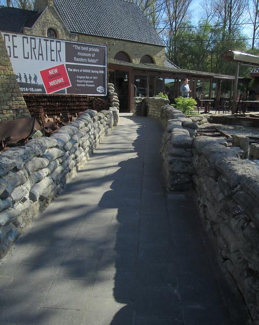 Hooge Crater Museum 1