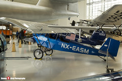 NX-EASM - - Private - Pietenpol Air Camper - Evergreen Air and Space Museum - McMinnville, Oregon - 131026 - Steven Gray - IMG_8737