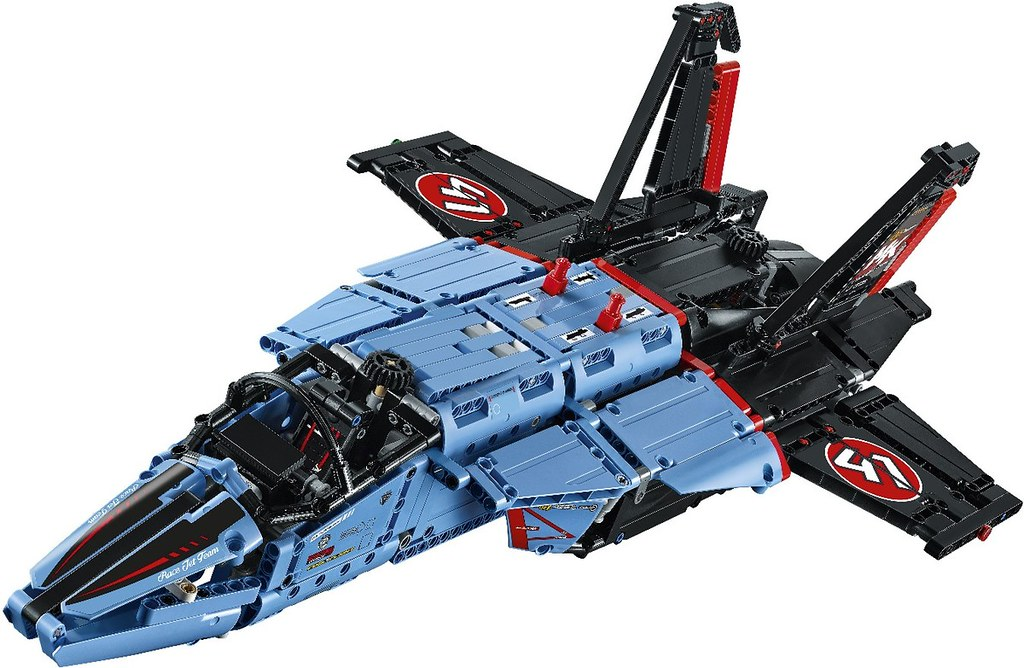 Huge Lego Technic Fighter Jet And More Revealed For 2017