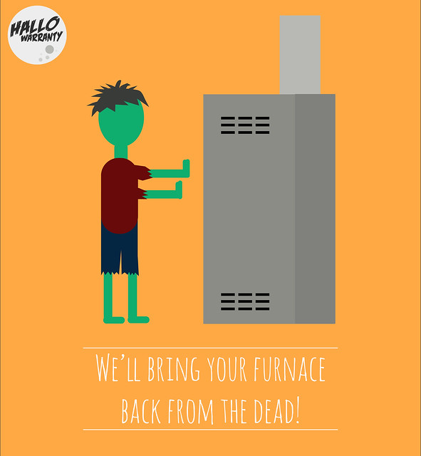 We'll bring your furnace back from the dead