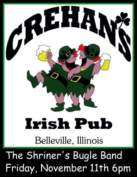 Crehan's Irish Pub 11-11-16